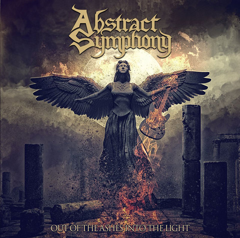 Abstract Symphony ~ Out of the ashes into the light