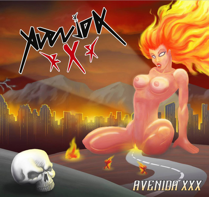 Descarga Avenida XXX - LP 2014 - Heavy Rock