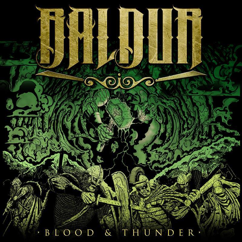 Baldur - Blood & Thunder - 2014