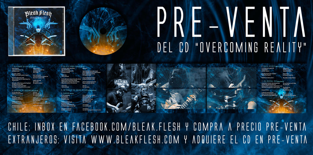 Bleak Flesh ~ Overcoming Reality ~ Promo