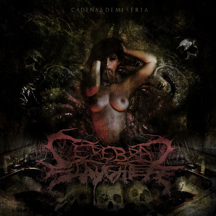Descarga - Cerebral Slaughter - Cadenas De Miseria - 2015