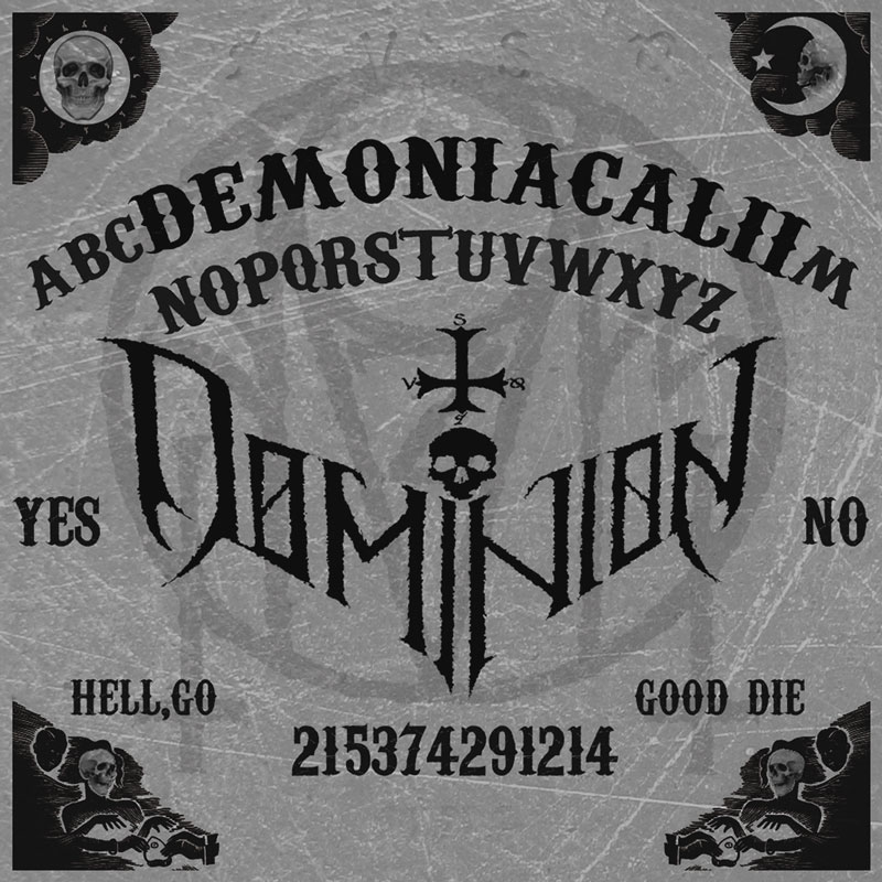 Descarga - Dominion - DEMOniacal II - 2014