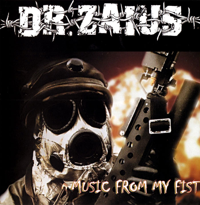Descarga - Dr. Zaius - Music From My Fist - 2006