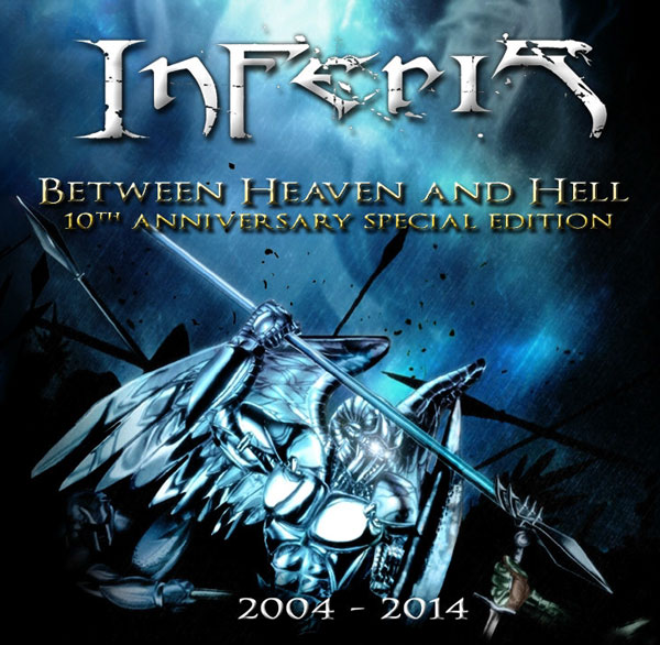 Descarga Inferis - Between Heaven and Hell 10th Anniversary Special Edition - Metal