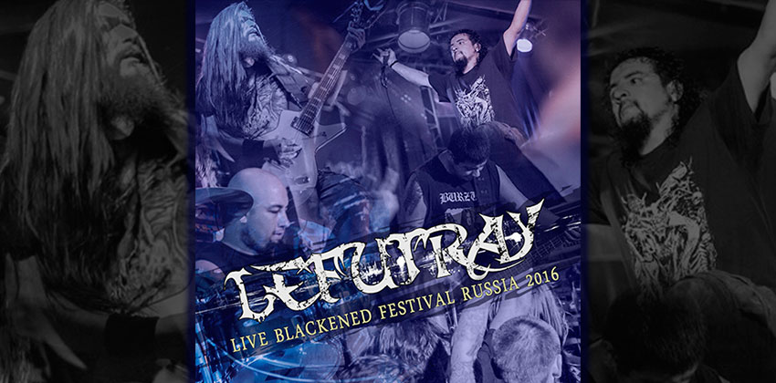 Lefutray (Live Blackened Festival Russia)