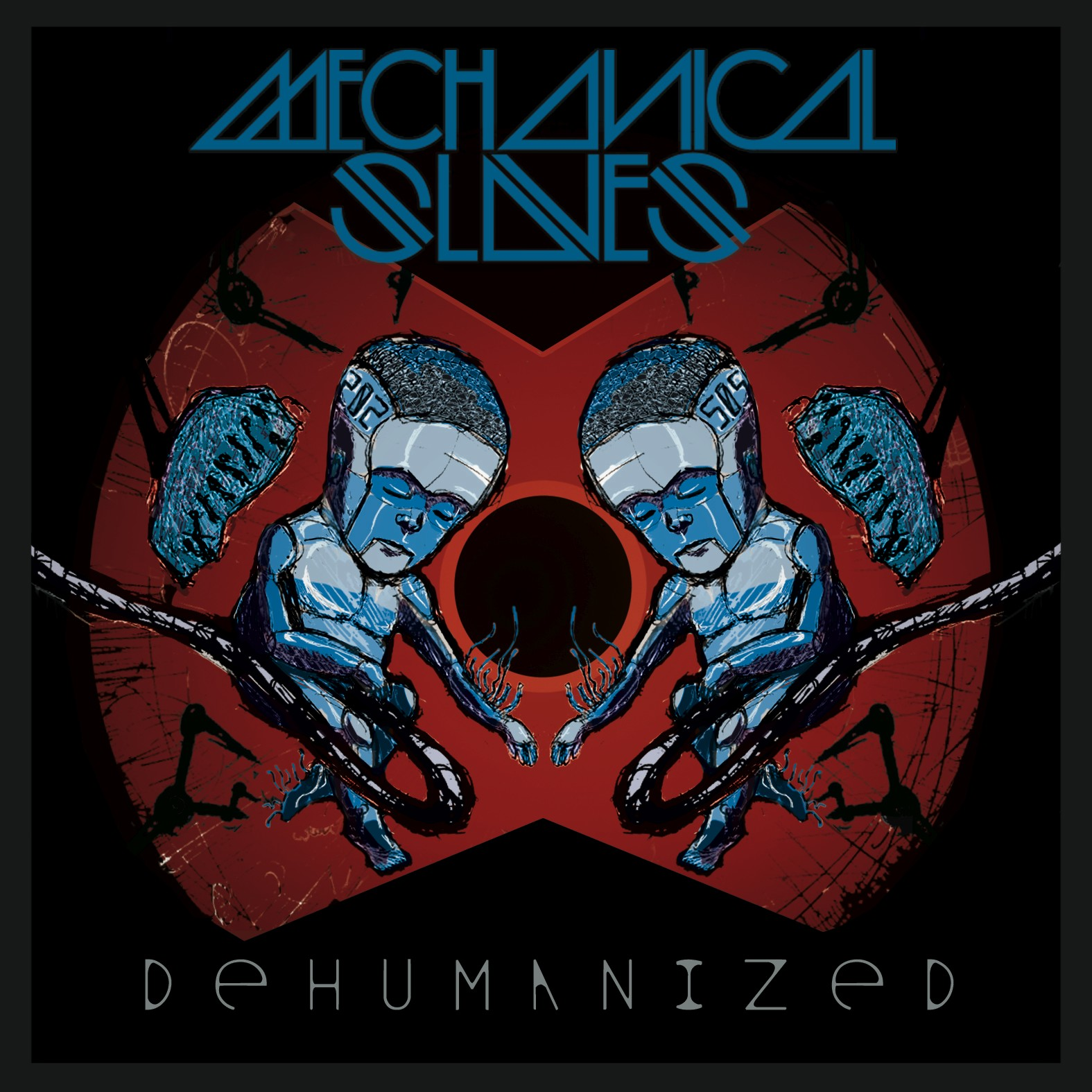 Descarga - Mechanical Slaves - Dehumanized - 2014