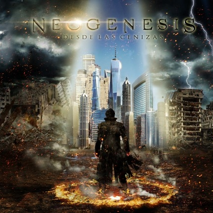 Download ~ Neogenesis ~ Desde las Cenizas ~ Power Metal