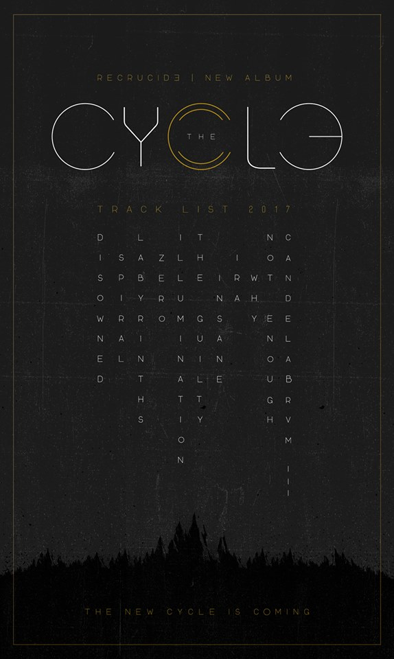 Recrucide ~ The Cycles Playlist
