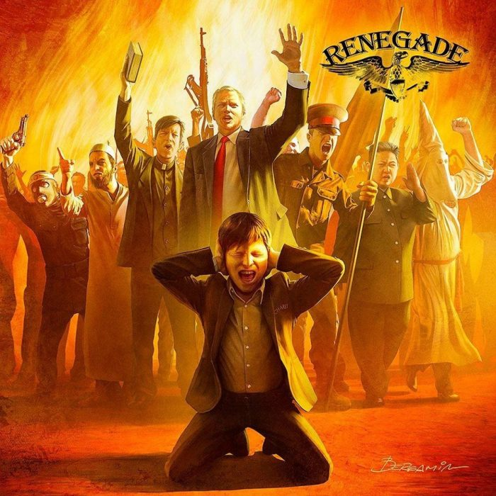 Renegade ~ Given work?