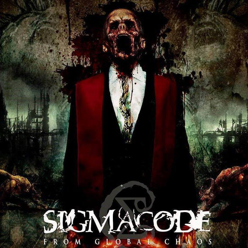 Descarga - 2013 - Sigmacode - From Global Chaos