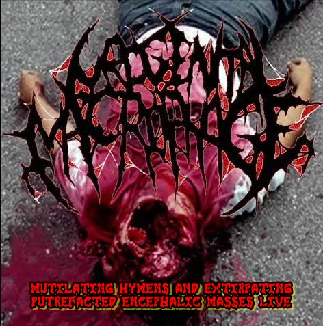 Download: Urogenital Macrophage - Mutilating Hymens and Extirpating Putrefacted Encephalic Masses Live - 2010