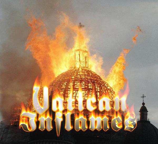 Descarga - Vatican in Flames - Promo 2014 - Black Metal
