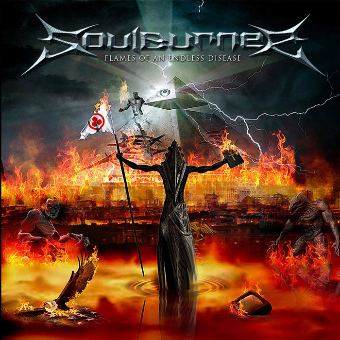 Soulburner - Flames of an Endless Disease - Death Metal
