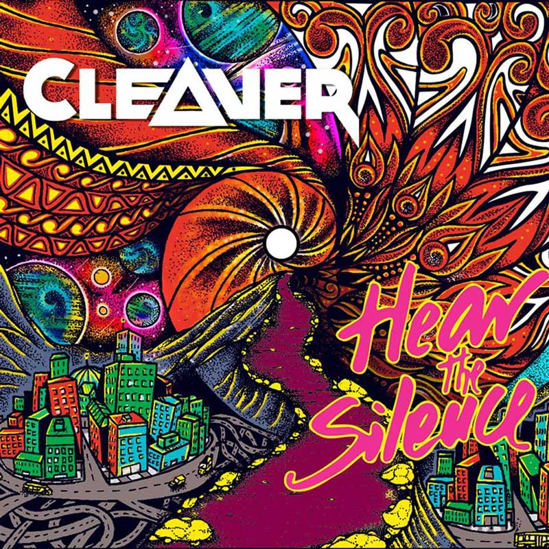 Cleaver - Hear the Silence - Rock