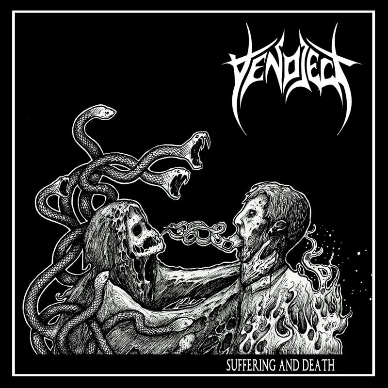 Venoject - Suffering and Death - 2017 - Thrash Metal