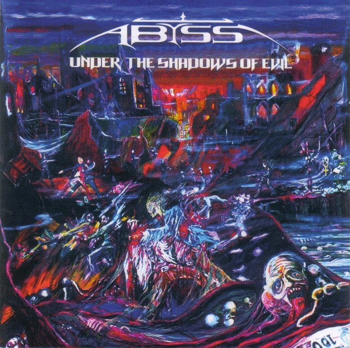 Abyss - Under the Shadows of Evil - Thrash Metal