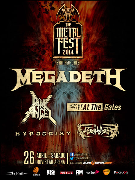 The Metalfest 2014